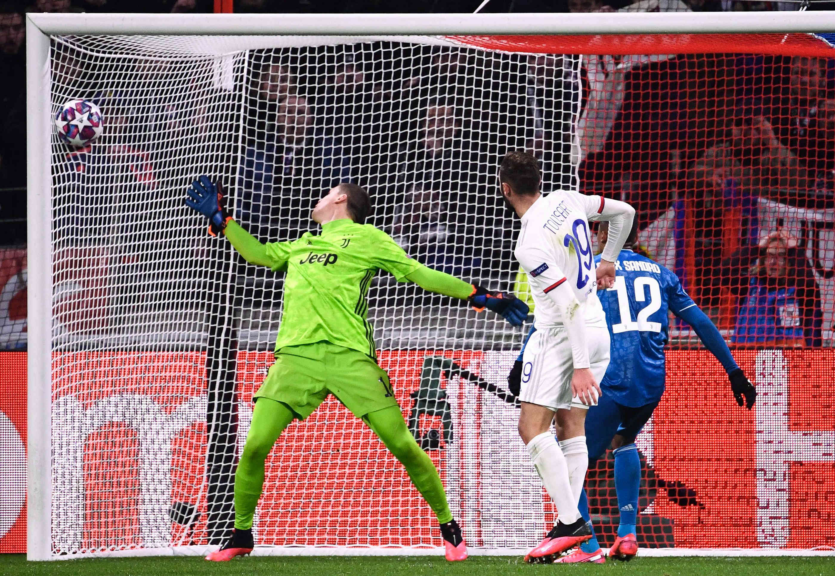 Juventus Gegen Lyon