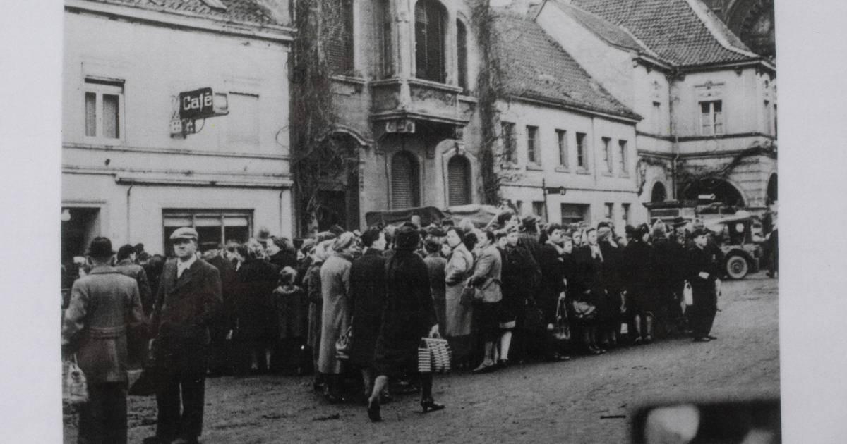 """Kultur in Krefeld: Ausstellung """"75 Jahre Kriegsende"""" eröffnet in Mediothek"""