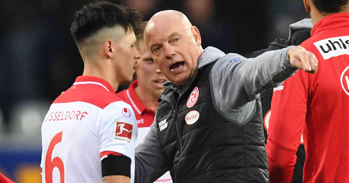 Fortuna gegen Hertha BSC: So würden wir aufstellen