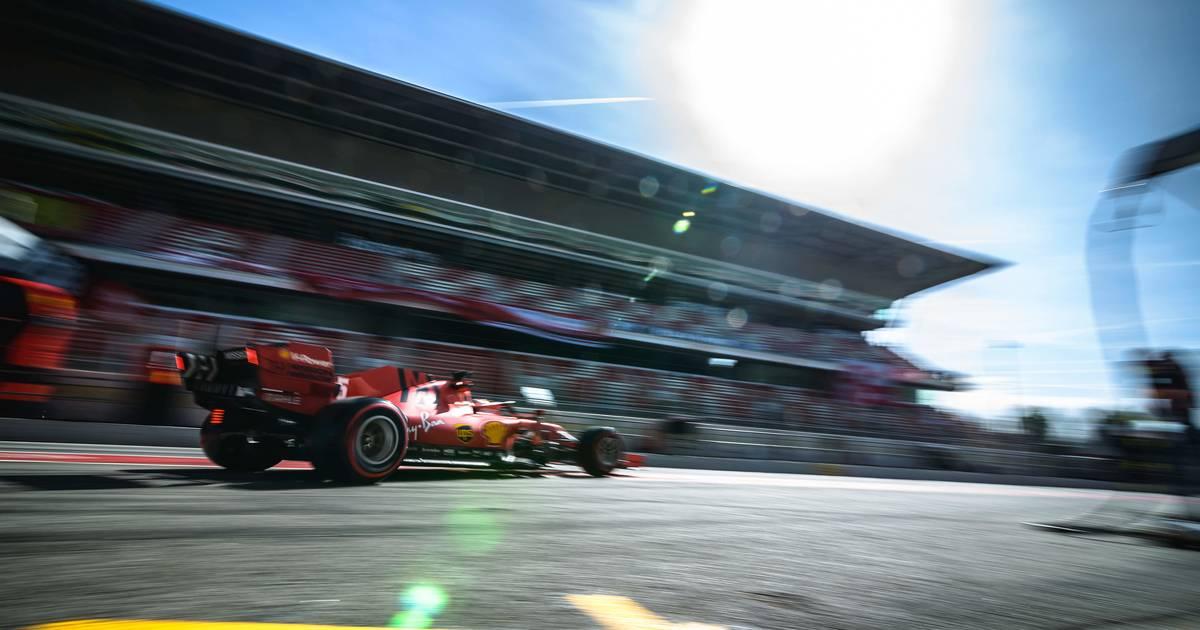 Formel-1-Test: Fleißiger Vettel mit Tagesbestzeit