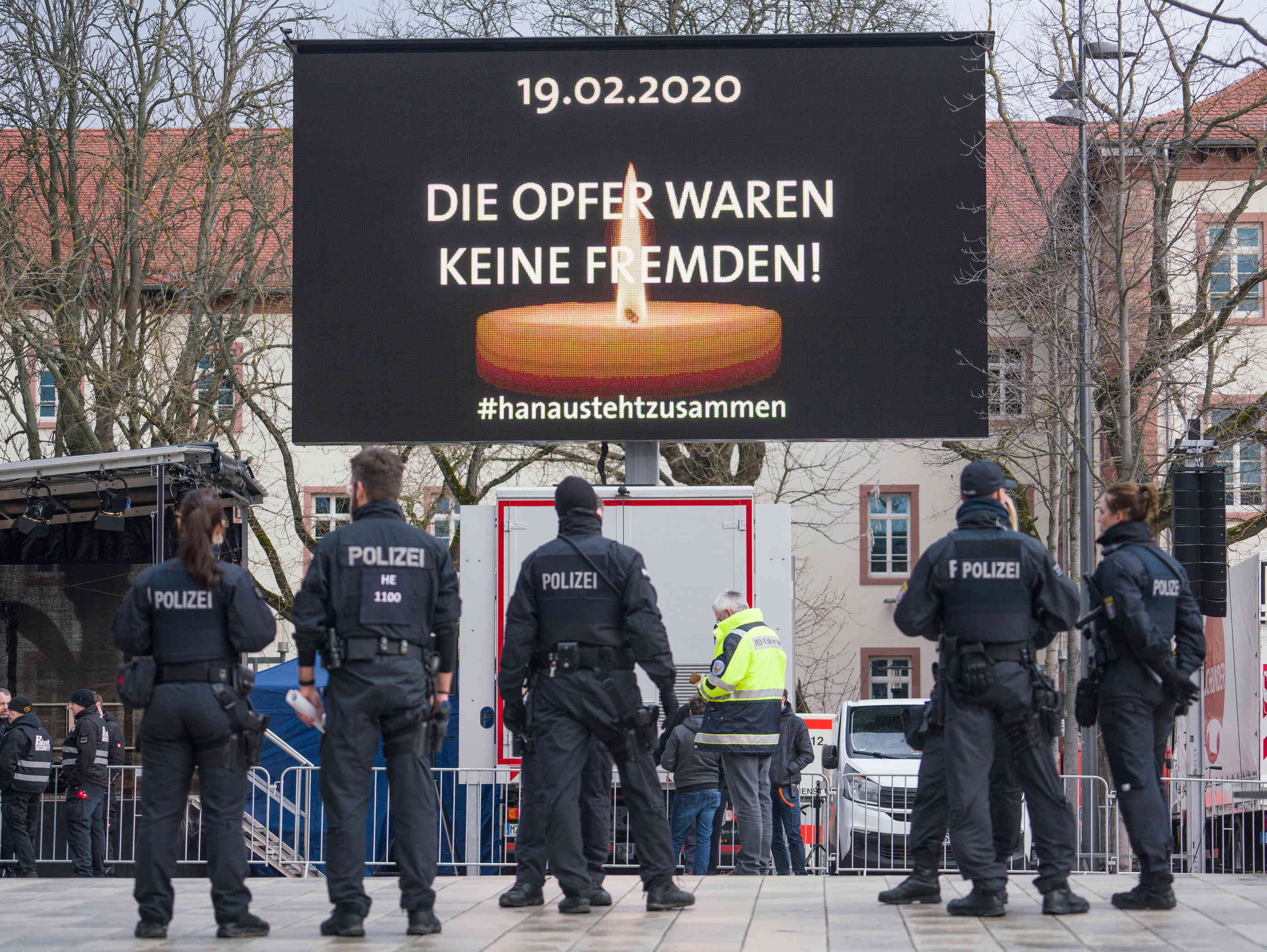 Hanau Terroranschlag
