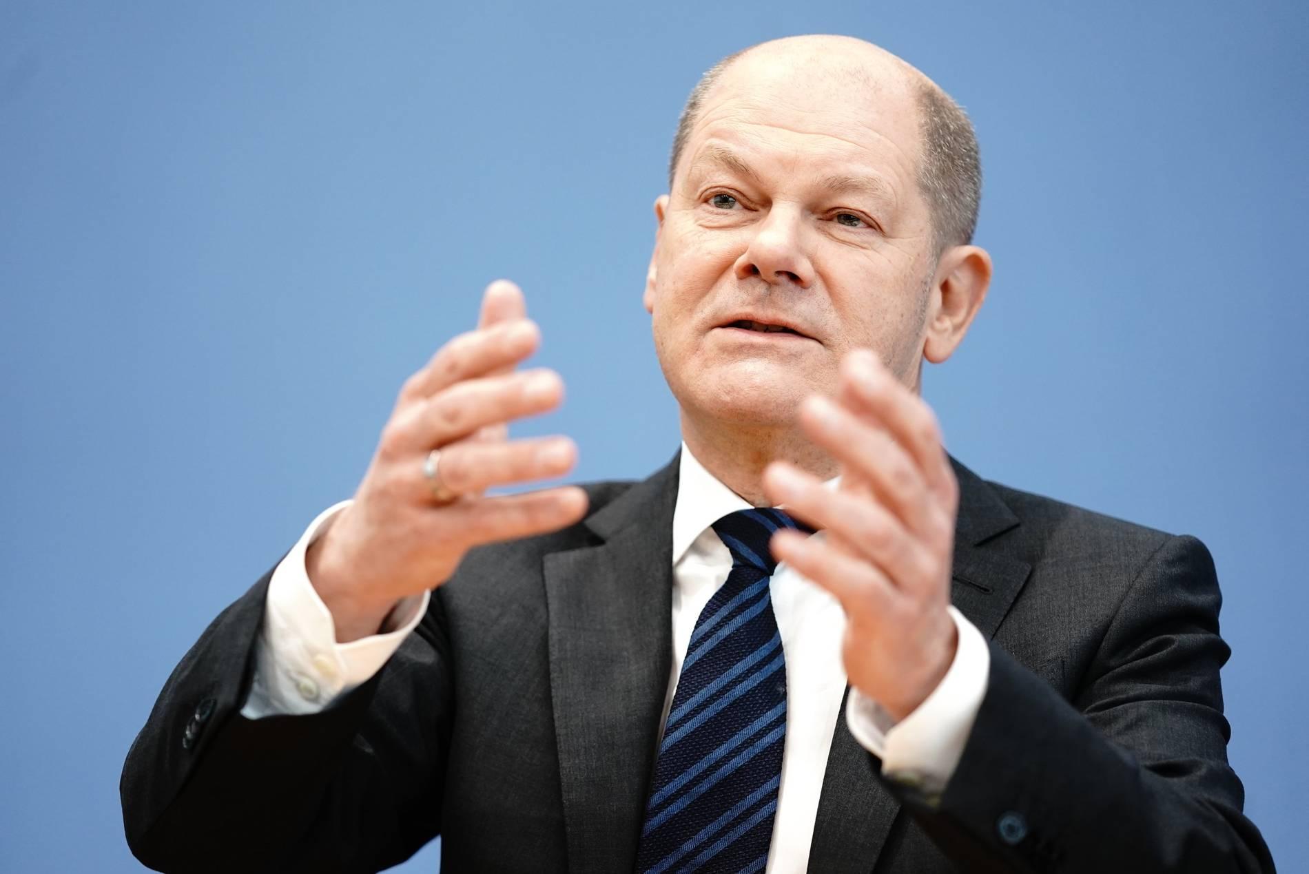 Deutschland macht Weg für 156-Milliarden-Euro-Hilfe frei
