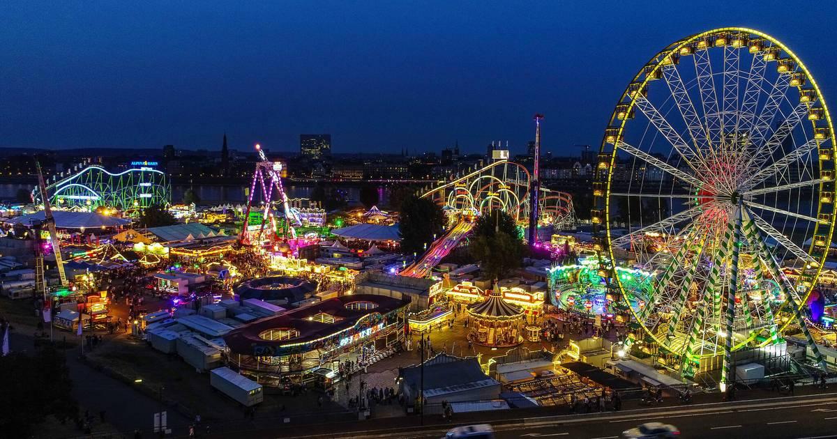Kirmes in Düsseldorf: Schausteller und Schützen planen die Rheinkirmes