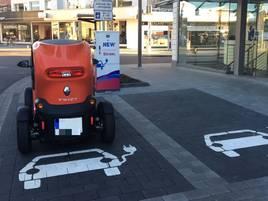E-Mobilität in Grevenbroich: Ladestation bald kostenpflichtig