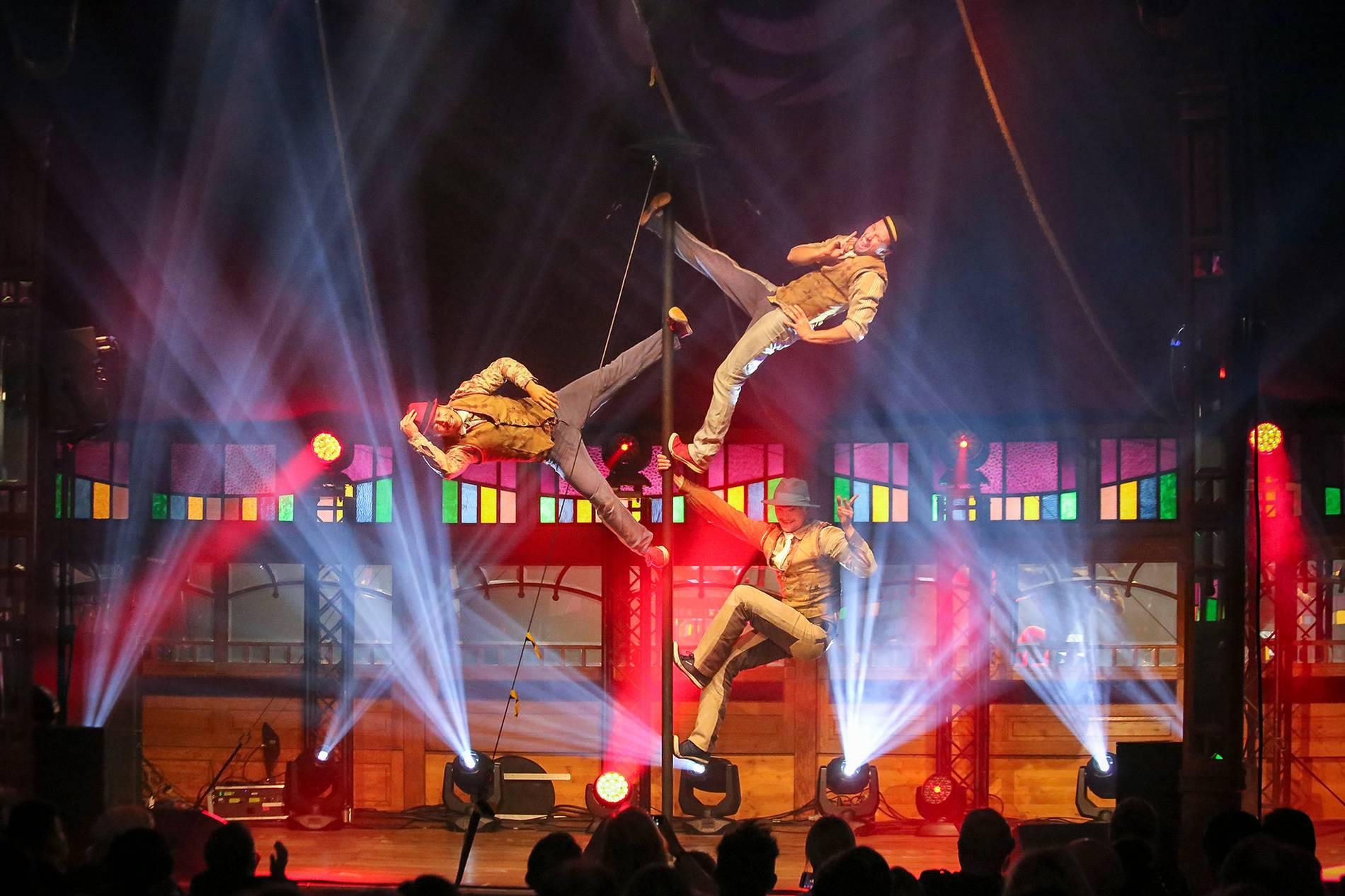 Zirkus Termine 2021