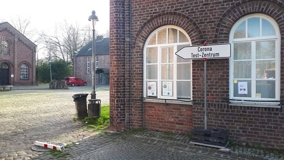 Pandemie in Grevenbroich: Corona-Teststelle verlängert ihre Öffnungszeiten