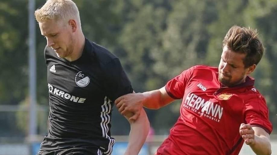 Fußball: Florian Mackes erlebte den Corona-Ausbruch in Italien mit