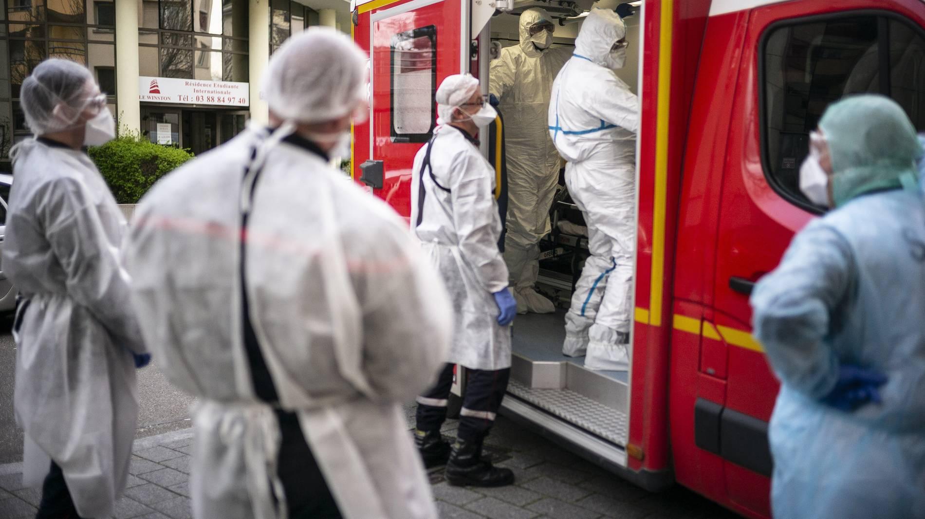 Dramatische Situation | Patienten über 80 werden nicht mehr beatmet