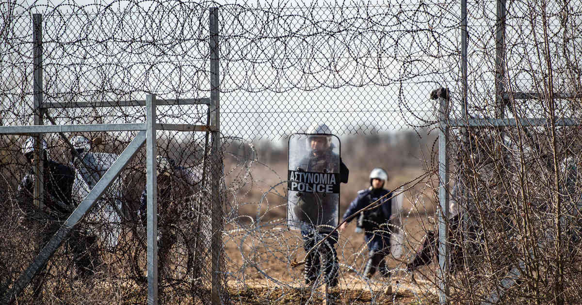 Medienbericht: Migranten verlassen türkisch-griechische Grenze