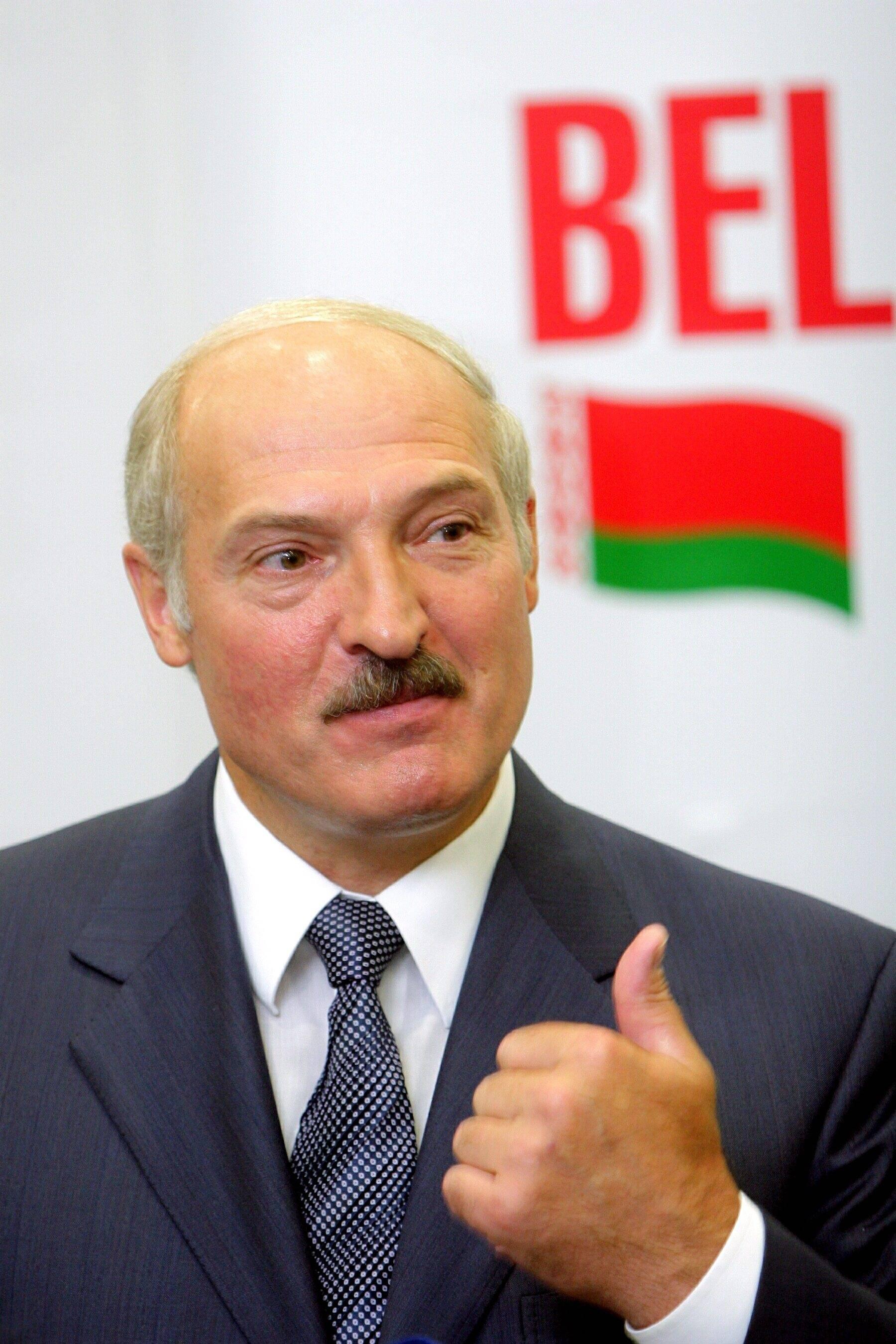Lukaschenko Corona