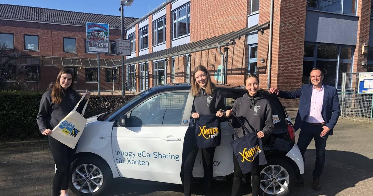 E-Auto für Bringservice: Unterstützung für Einkaufsdienst der Landjugend Lüttingen