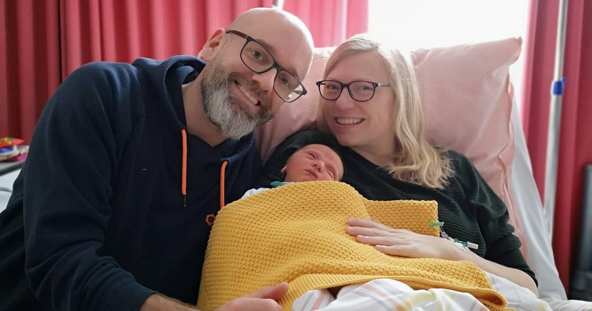St.-Clemens-Hospital in Geldern: Eine Geburt unter Corona-Bedingungen