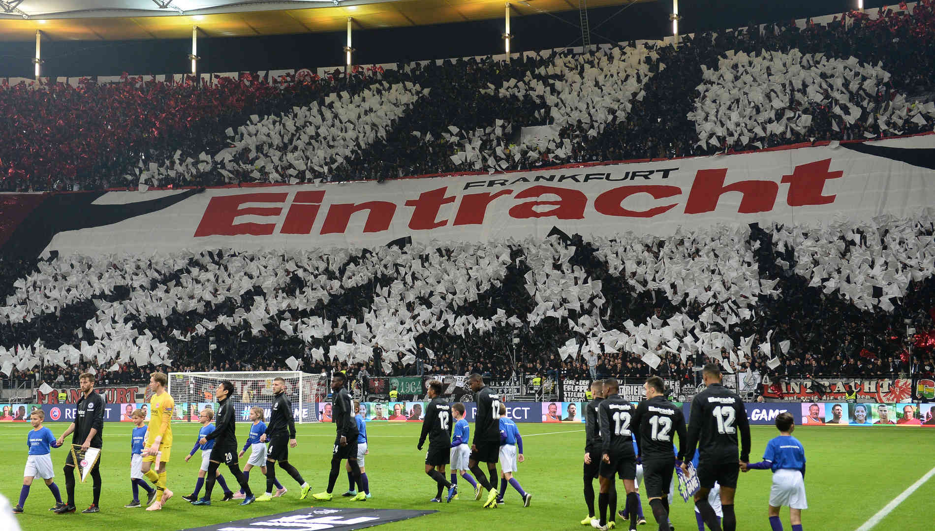 Heimspiele Eintracht Frankfurt