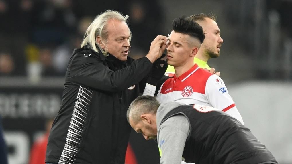 """Düsseldorfs Mannschaftsarzt Ulf Blecker: """"Aufweichung der Regeln ist unsolidarisch und gefährlich"""""""