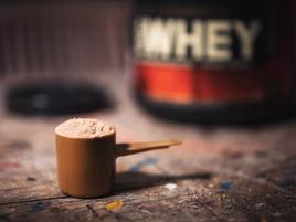 Nahrungsergänzungsmittel: Was ist eigentlich Whey-Protein?