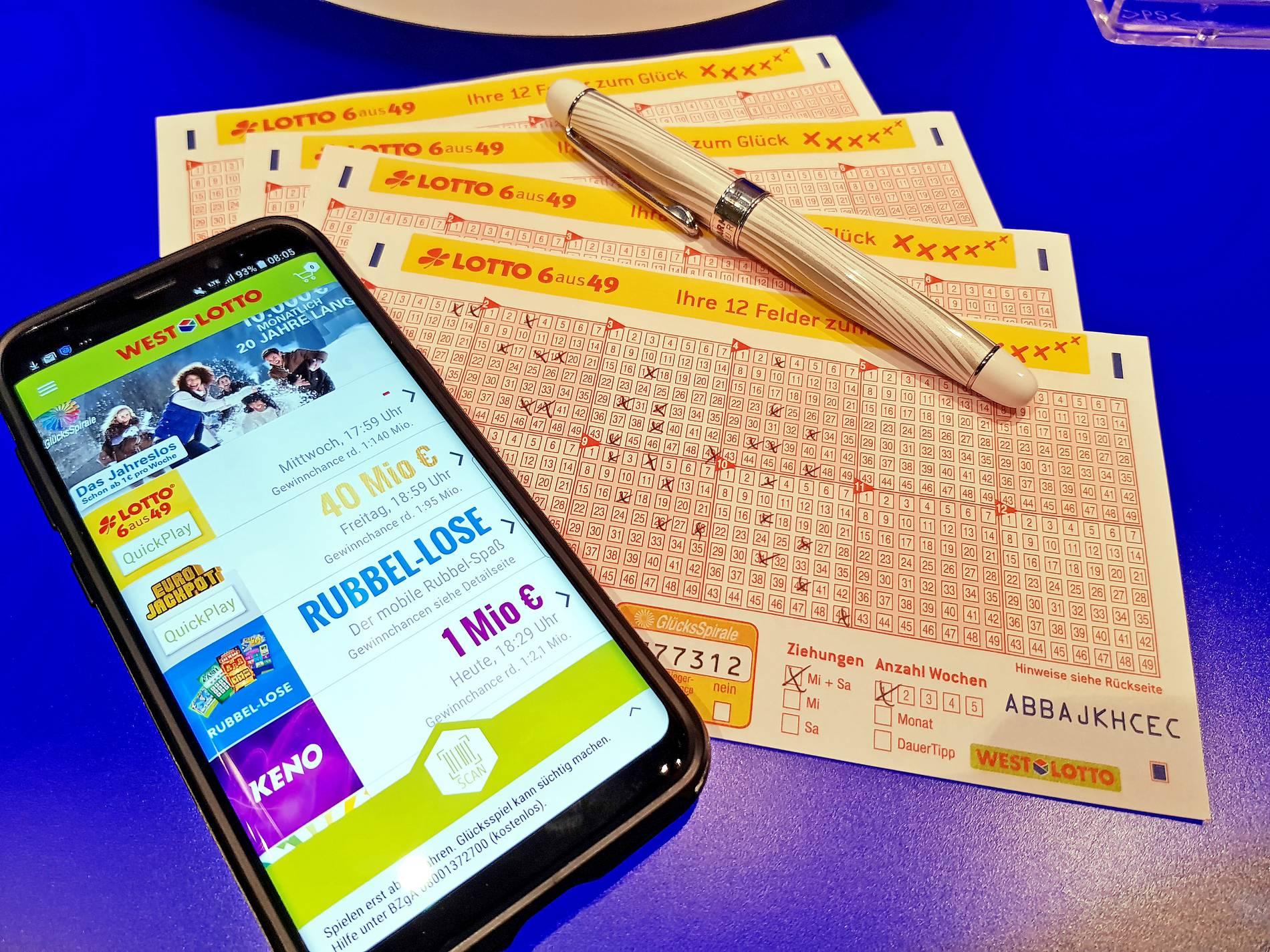 Lotto Online Sicher
