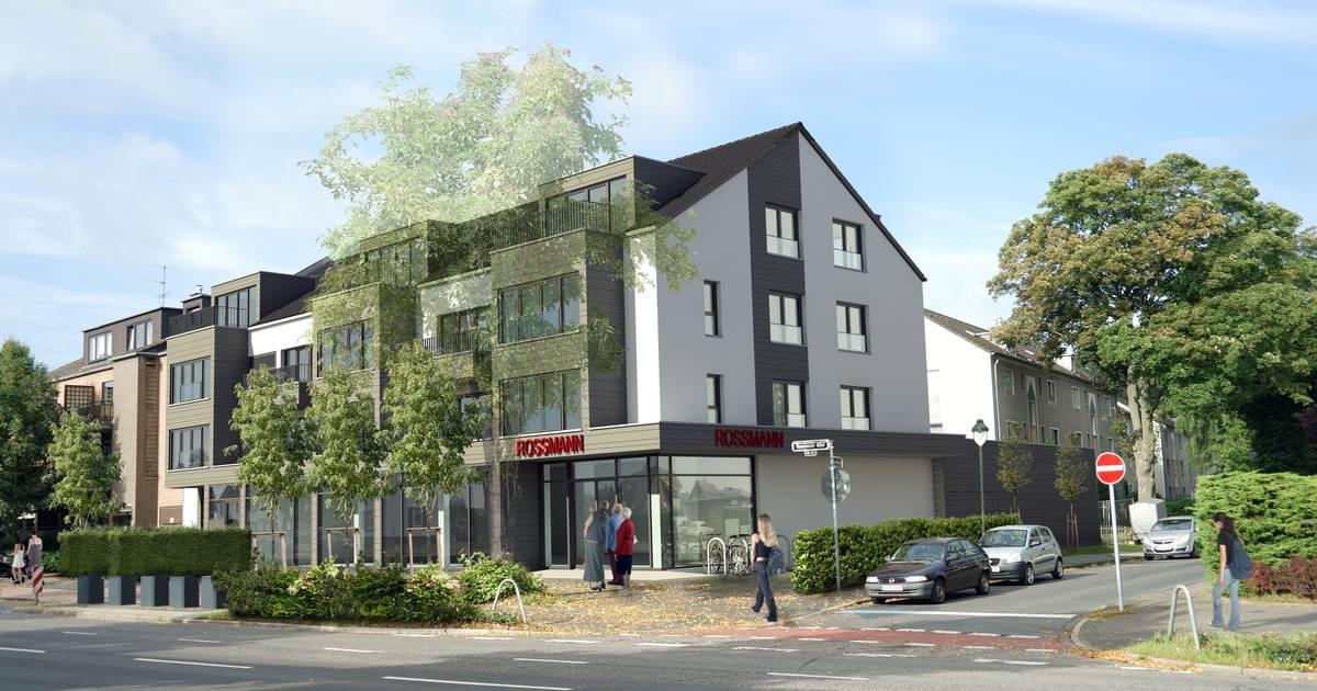 Bauen in Düsseldorf: Vennhausens Schandfleck verschwindet