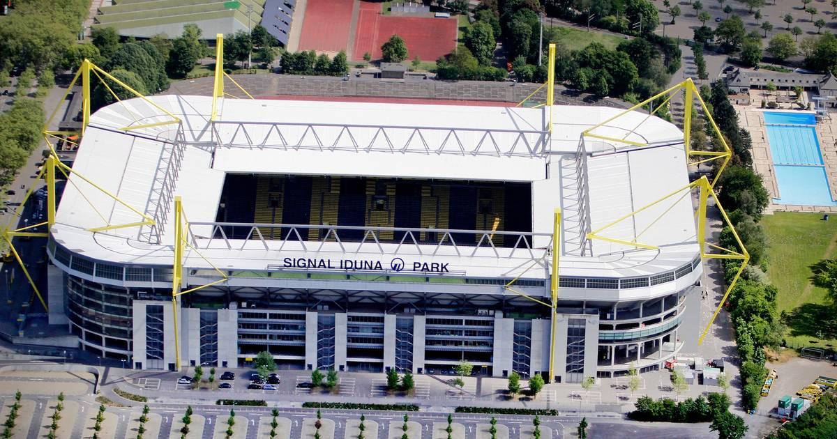 BVB hilft in der Krise: Dortmunder Stadion wird zum Corona-Behandlungszentrum