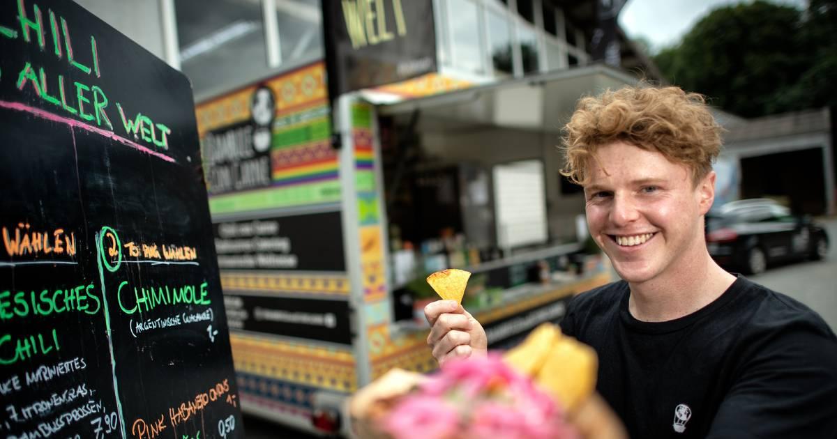 Start-up in Mettmann kämpft sich durch: Lecker Eintopf gibt's jetzt vom Chili-Kurier