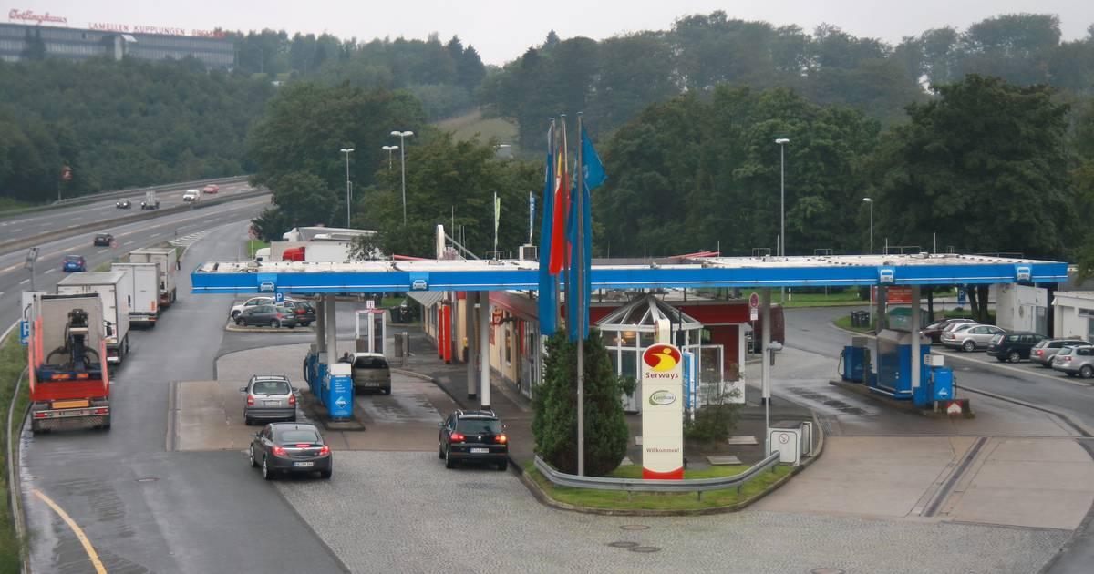 Quiz zum Mitraten: Woher haben Autobahnraststätten ihre Namen?