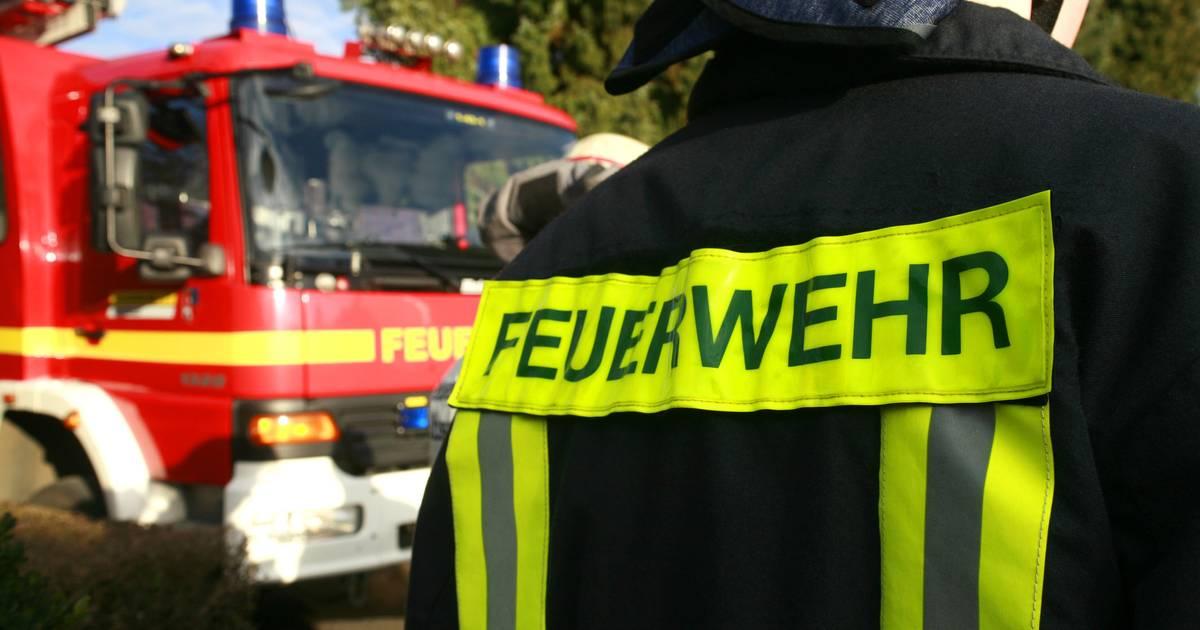 Feuer in Düsseldorf: 200.000 Euro Schaden bei Brand in Lohausen