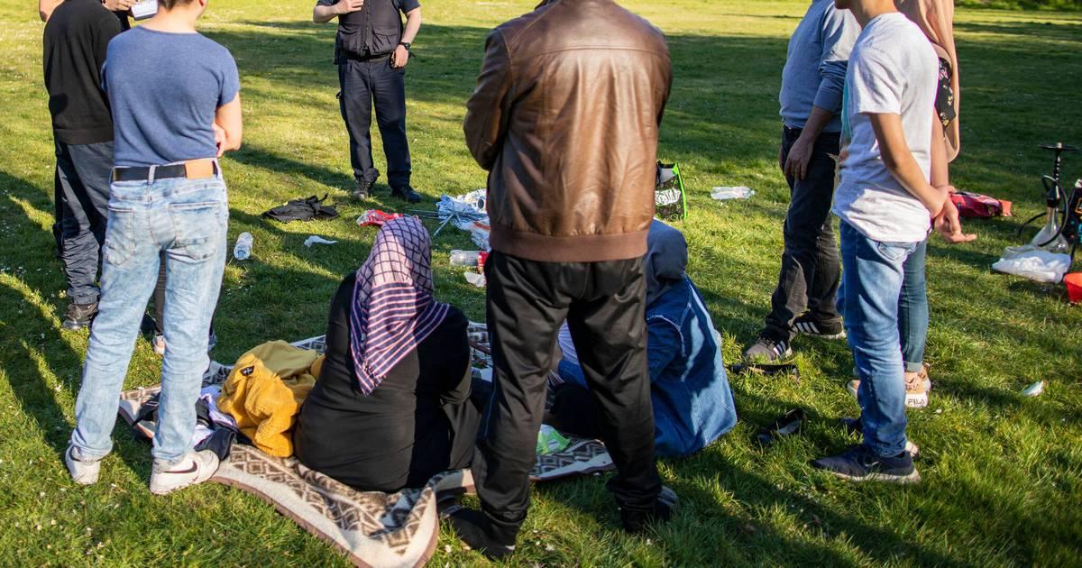 Norden von Duisburg betroffen: Ordnungsamt stellt Verstöße gegen Kontaktverbot fest
