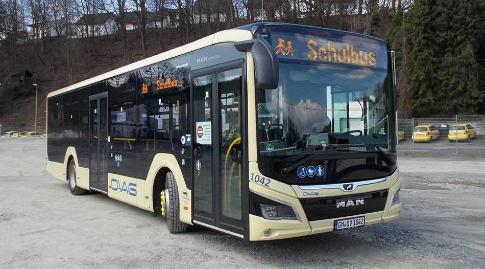 Oberbergische Verkehrsgesellschaft OVAG: Mehr Hybrid-Busse und warteN auf DEN Wasserstoff-Bus