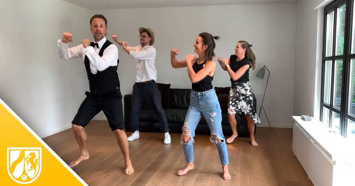 Aktion aus Neuss: Tanze Salsa mit der NGZ und Roman Frieling