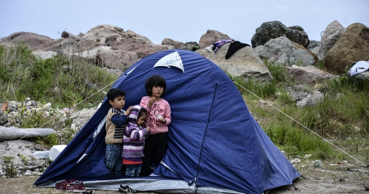Minderjährige aus griechischen Lagern: Deutschland nimmt die ersten 50 Flüchtlingskinder auf