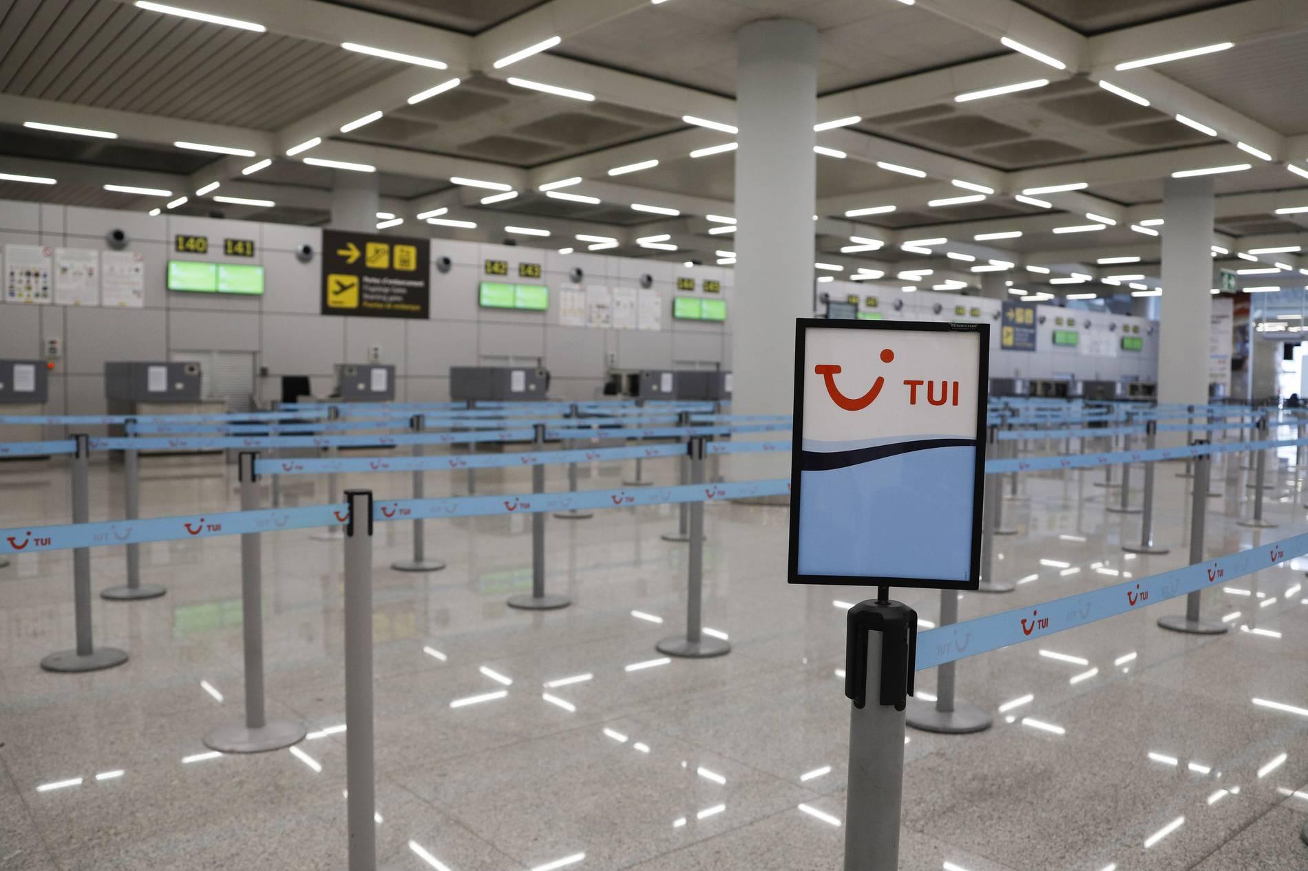 Reise - TUI: Vertrag für Milliardenkredit unterschrieben