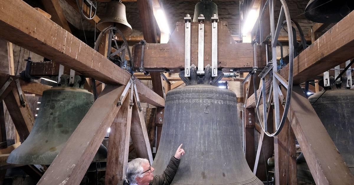 St. Peter und Paul: Wenn die Glocken zu Ostern schweigen