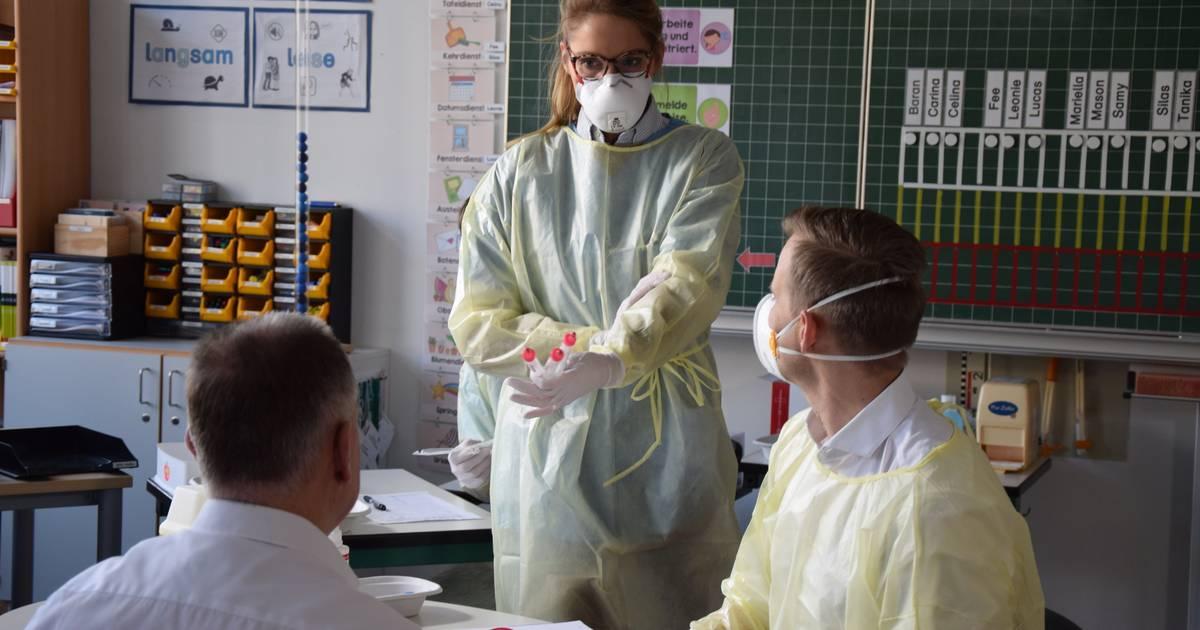 Corona-Feldstudie im Kreis Heinsberg: Bei 15 Prozent in Gangelt Infektion nachgewiesen