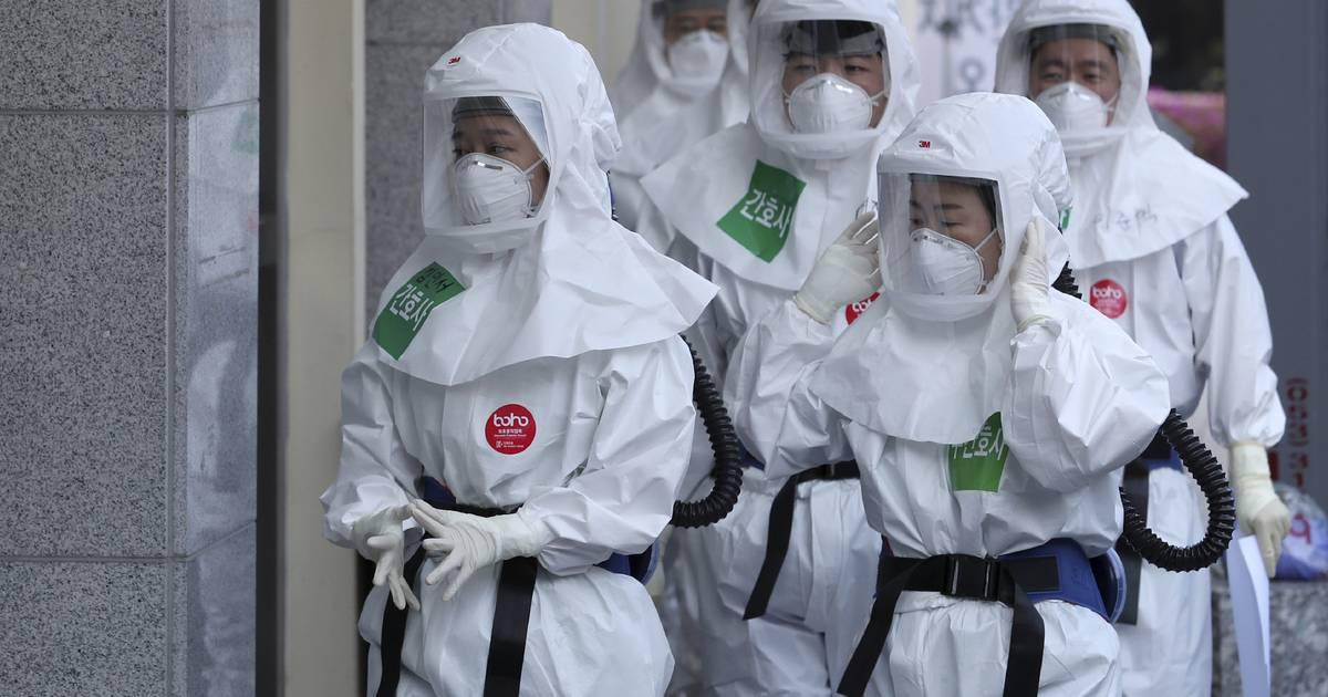 Corona-Pandemie: Südkorea meldet erneute Erkrankung bei 91 Geheilten