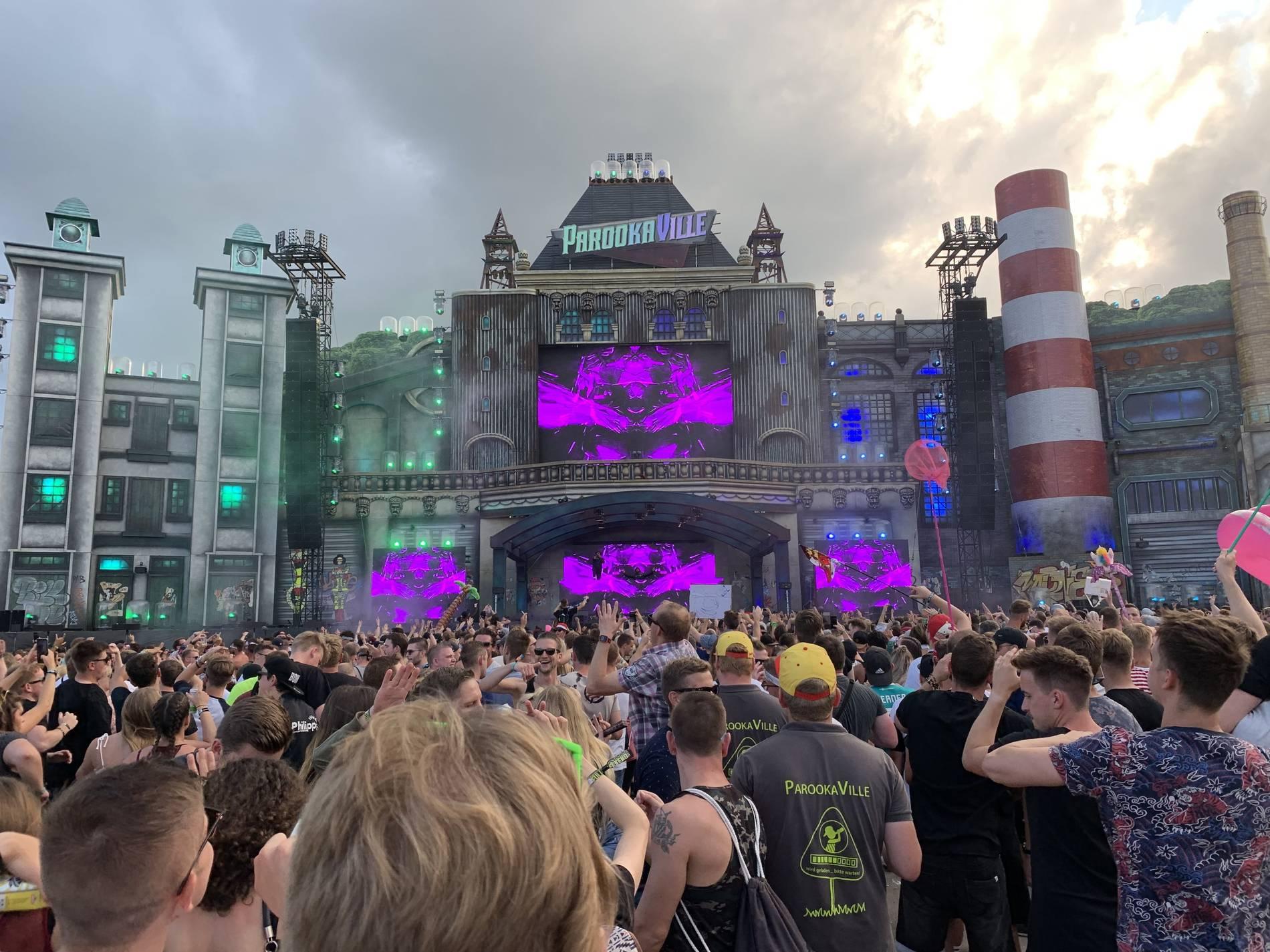 Parookaville Live Stream 2021