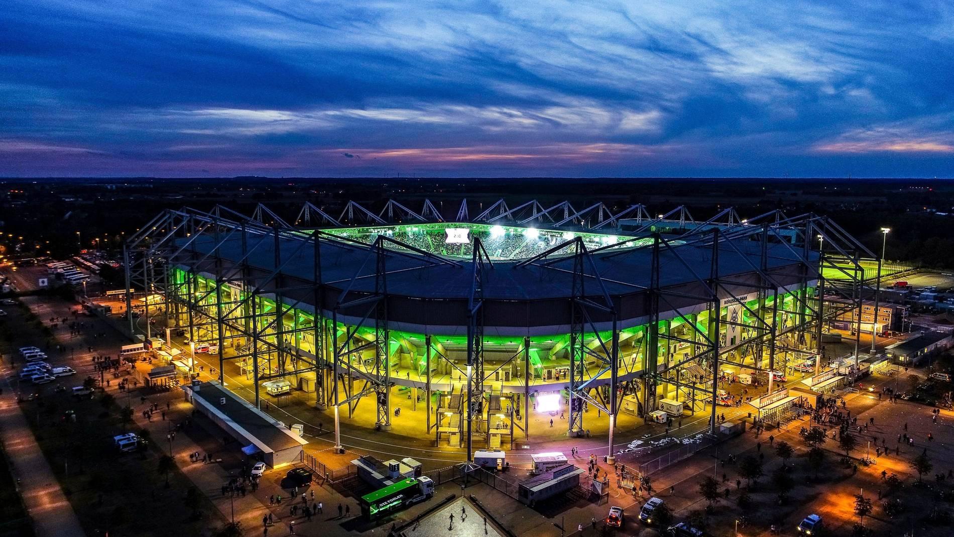 Borussia Park Gladbach