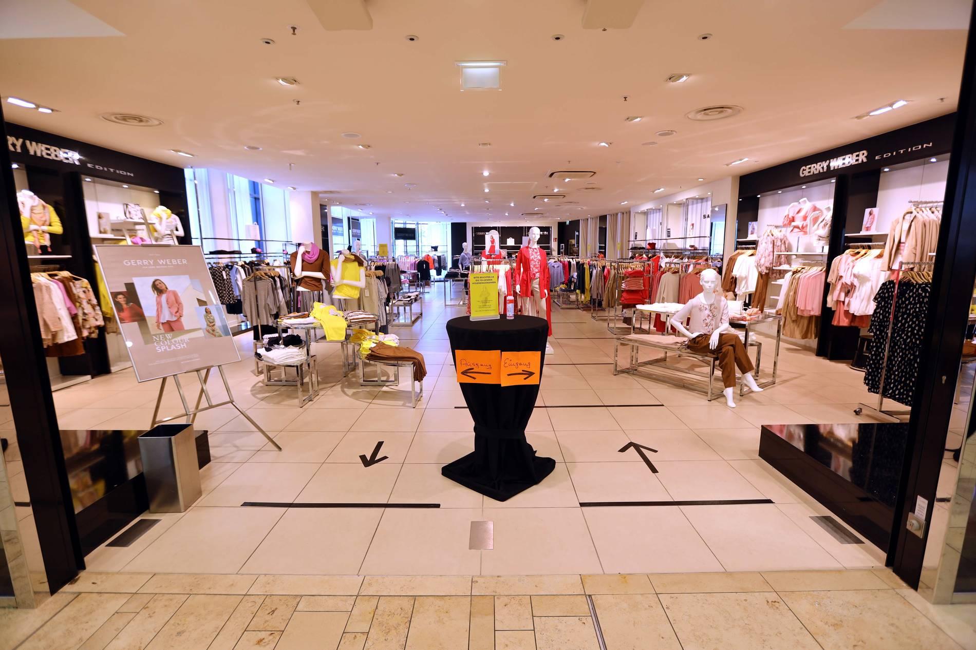 H&M Wieder Geöffnet