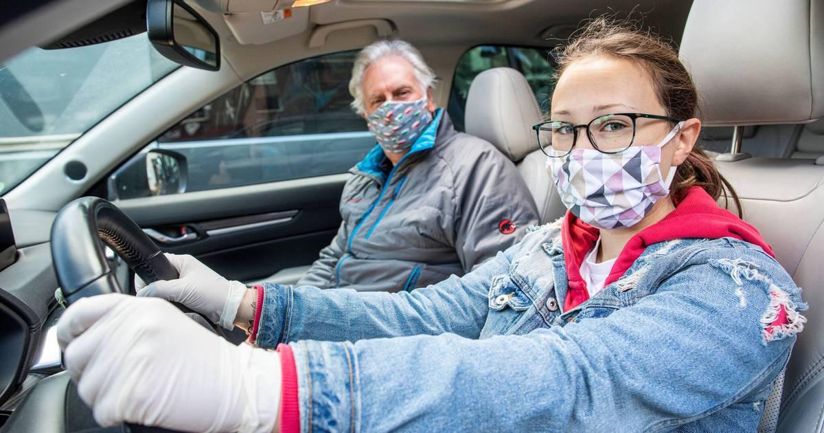 Maskenpflicht Im Auto