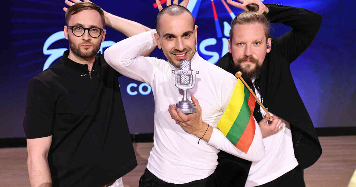Wer Hat Den Eurovision Song Contest Gewonnen