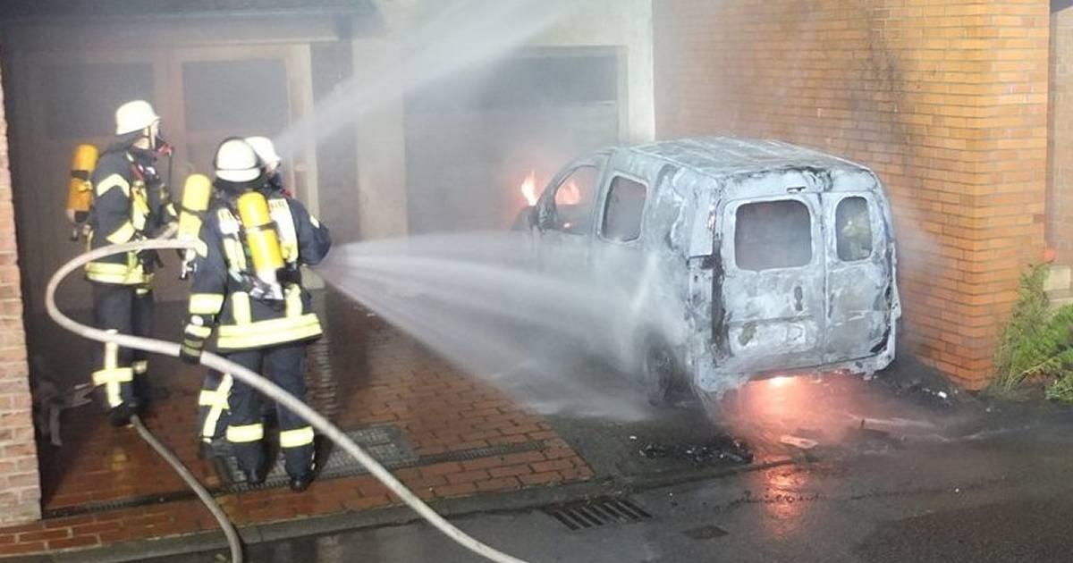 Brandbekämpfung: Wenn der Akku brennt, brennt der Baum