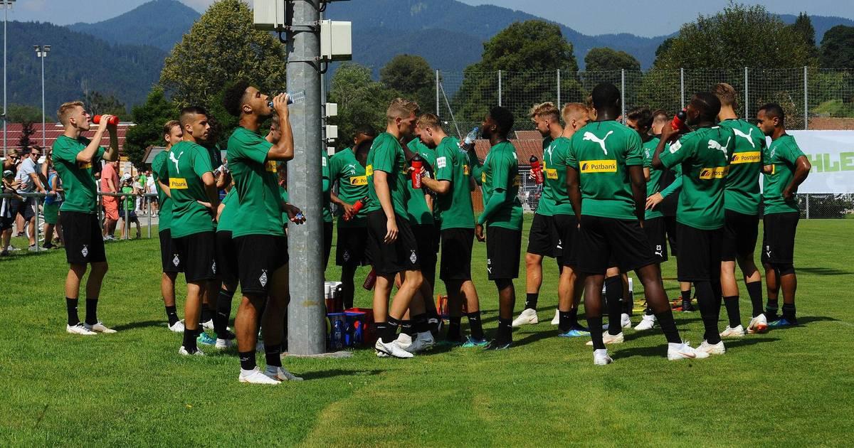 Trainingslager Borussia Mönchengladbach