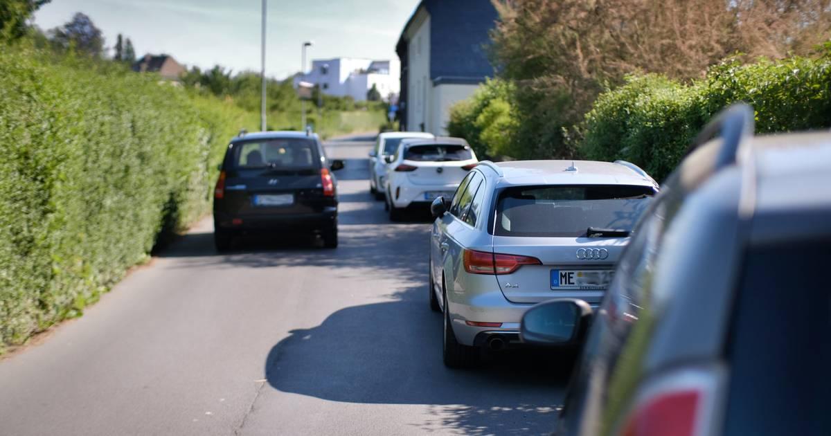 Ratingen: Formerstraße: Ärger über Falschparker