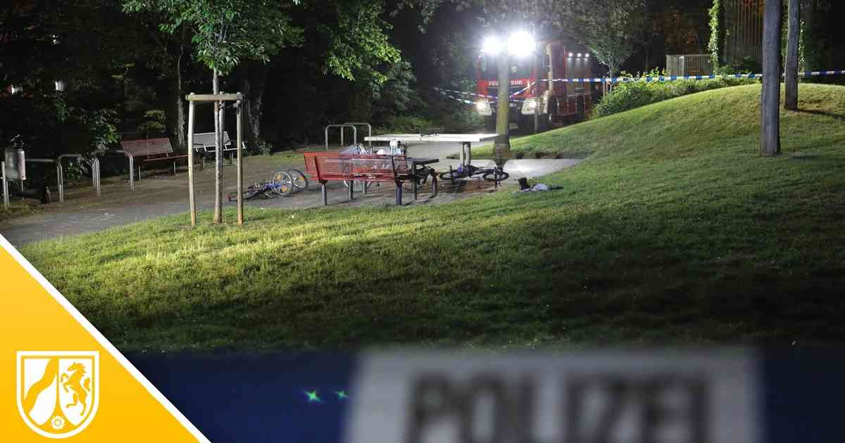 Nach Schüssen von Polizisten in Aachen: Flüchtiger aus LVR-Klinik nahm Frau als Geisel
