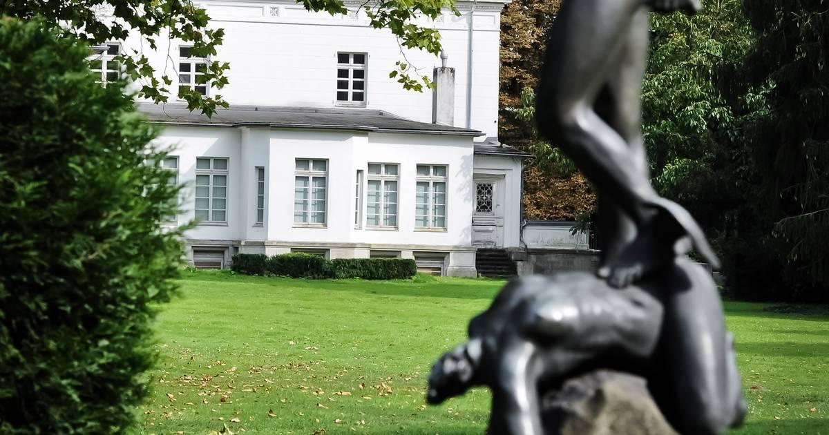 Kunst in Düsseldorf: Kunst kehrt in den Lantz'schen Park zurück