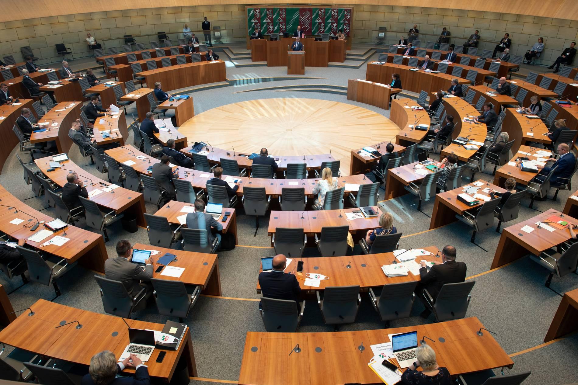 Diäten Landtag Nrw