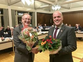 Kommunalwahl 2020 in Grevenbroich : Zwei Bewerber um Bürgermeister-Posten