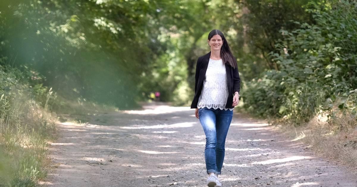 Interview mit Petra Glücksmann: Der Wald dient jetzt als Therapieraum