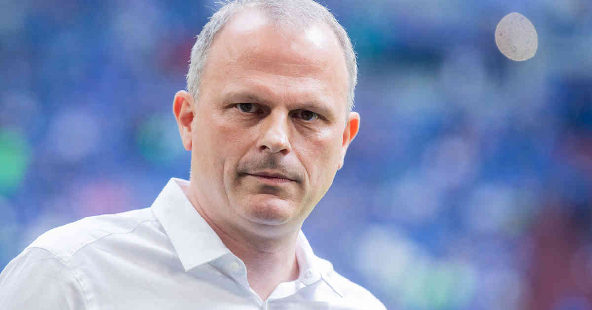 """Schalkes Sportchef Schneider: """"Müssen aufhören, das Opfer der Bundesliga zu sein"""""""