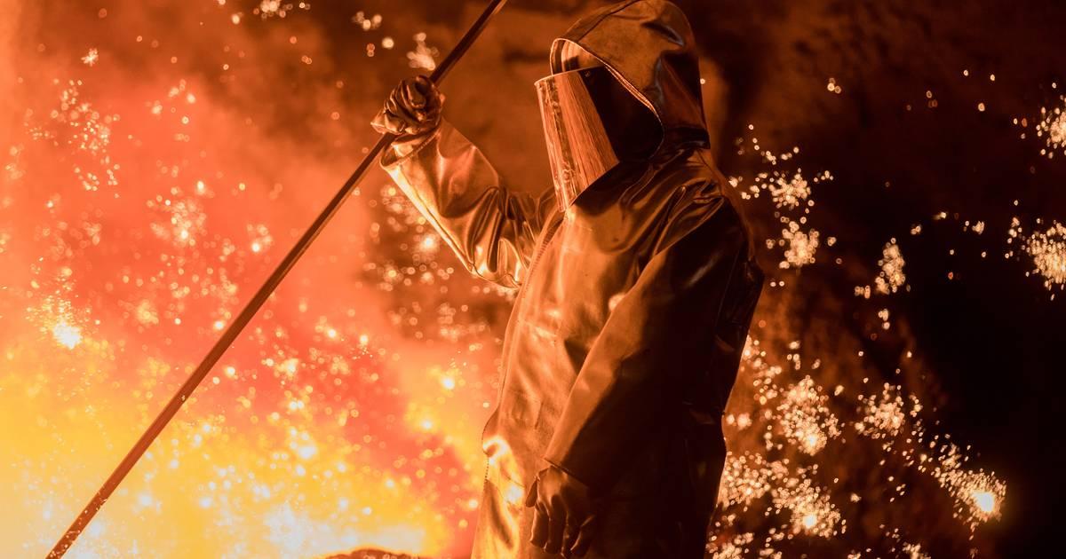 Strukturwandel: Bund bastelt an Hilfen für die Stahlindustrie