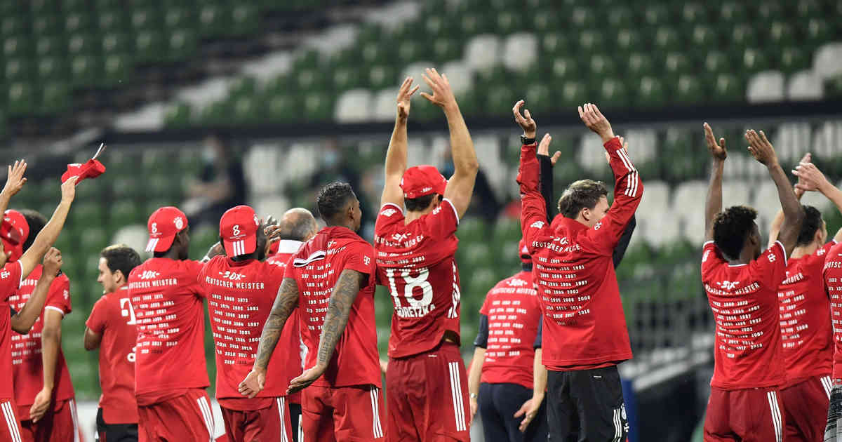 Fc Bayern Meisterschaften