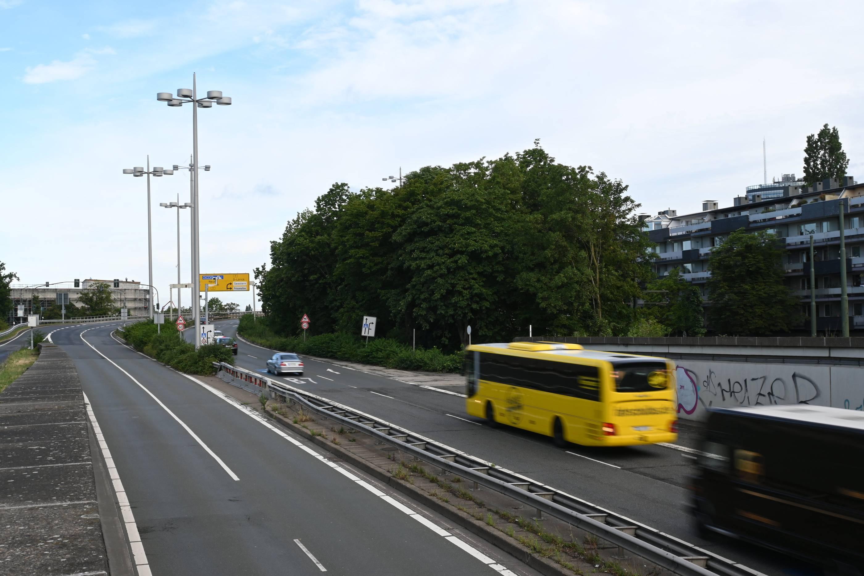 Rheinalleetunnel Düsseldorf